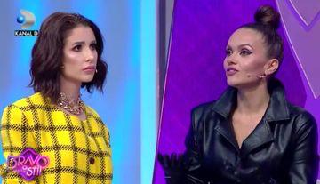 """Cristina Siscanu si Deea Codrea, schimb de replici acide! """"Stii cand vrei sa faci bine si ti-o iei?"""" Afla de la ce anume va pleca totul, ASTAZI, intr-o editie incendiara """"Bravo, ai stil! Celebrities"""", de la ora 22:00, la Kanal D!"""