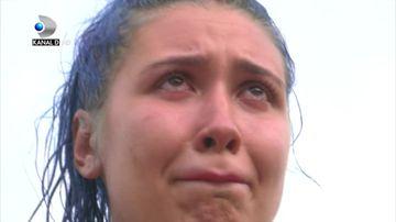 Emy, in lacrimi dupa ce baietii de la raboinici au ras de ea: ''De ce il strigati pe Emy?''