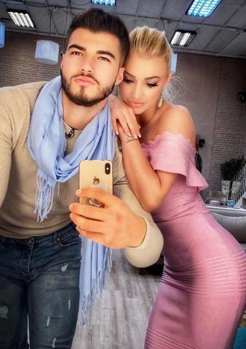 """Denisa, replica emotionanta pentru Iancu Sterp, dupa ce acesta a spus la """"Survivor Romania"""" ca se teme ca iubita lui sa nu-l uite!"""
