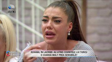 """""""Roxana si Bianca, pensionarele emisiunii""""! Roxana, in lacrimi dupa un nou atac dur al lui Turcu!"""
