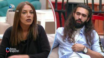 """Sergio, scandal cu Oprica! A vazut schimbul de mesaje dintre ea si fratele lui! """"Vrea sa vina aici"""""""