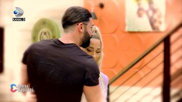 Turcu a dansat cu Ligi! Imagini de infarct pentru Roxana