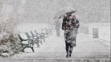 Cod portocaliu de ninsori abundente și viscol! Iata care sunt cele 12 județe vizate de avertizare! Se va depune strat consistent de zapada!
