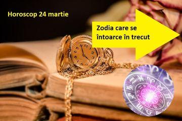 Horoscop 24 martie. Zodia care se  întoarce în trecut!
