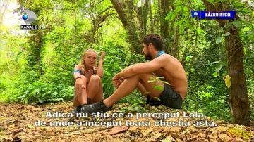 Andrei si Karina, tensiuni in cuplu? Ce au vorbit cei doi separat de restul colegilor