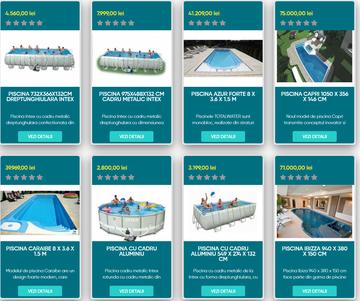Sfaturi intretinere piscina pe care trebuie sa le respecti pentru a te putea mandri cu o piscina asa cum vezi doar in filme!