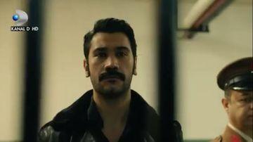 """Yilmaz ajunge din nou dupa gratii! Afla ce plan diabolic va pune la cale Demir si mama sa, Hunkar, pentru indepartarea dusmanului lor, astazi, intr-un nou episod din serialul """"Ma numesc Zuleyha"""", de la ora 20:00, la Kanal D!"""