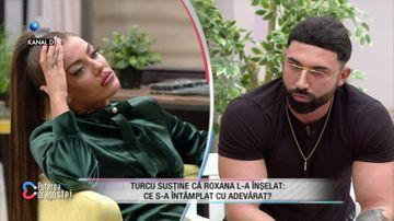 Turcu, marturisiri despre cum a fost inselat de Roxana! Ce spune despre prietenul lui, Catalin
