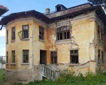 Casa unui fost prefect de Gorj, reabilitată de primărie