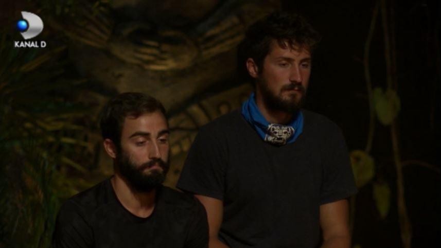 Publicul a decis! Cine a fost eliminat dintre cei doi Razboinici: Andrei sau Cristian? Cum au reactionat colegii lor dupa aflarea verdictului! Iata primele declaratii!