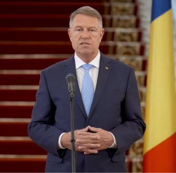 "Coronavirus Romania - Mesajul presedintelui Iohannis pentru medici: ""Stim, stim ca va este greu, dar voi sunteti in prima linie. Noi toti ne uitam la voi cu speranta."""