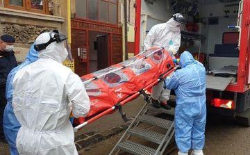 Situatie dramatica la Suceava: numar record de cazuri de coronavirus