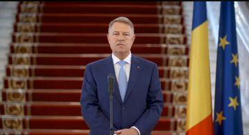 Presedintele Klaus Iohannis, declaratia de presa dupa sedinta privind siguranta si ordinea publica