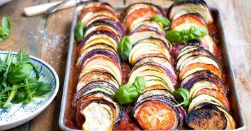 Reteta Ratatouille - cea mai cunoscuta tocanita de legume din lume