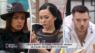 """Bianca si Andreea Oprica s-au certat! Ce a facut-o pe fosta iubita a lui Livian sa rabufneasca: """"Baba Vanga"""""""