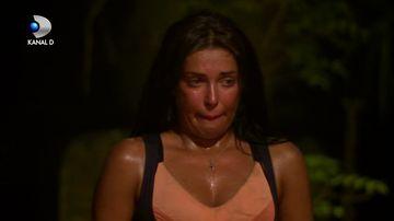Elena Ionescu, nominalizata alaturi de Sonny Flame pentru eliminare! Elena, cu lacrimi in ochi! Iata cum ii puteti vota