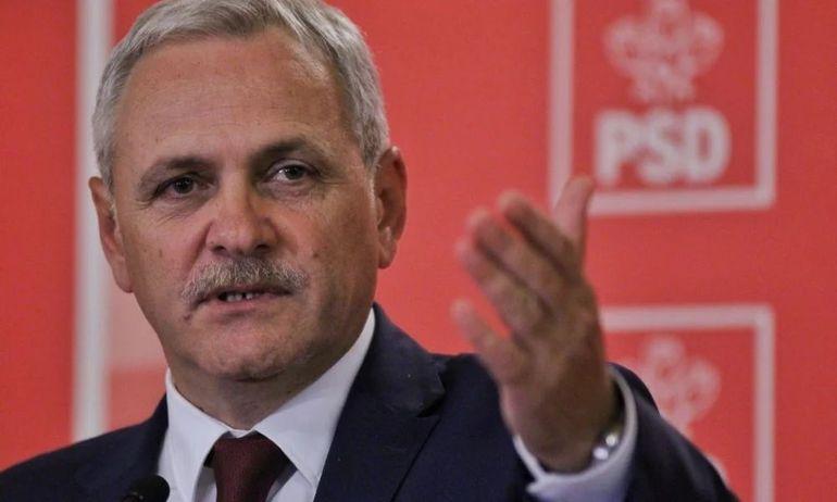Liviu Dragnea, fostul lider PSD
