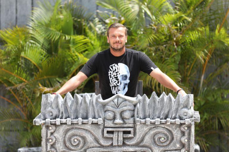 Dan Cruceru, prezentatorul Survivor Romania