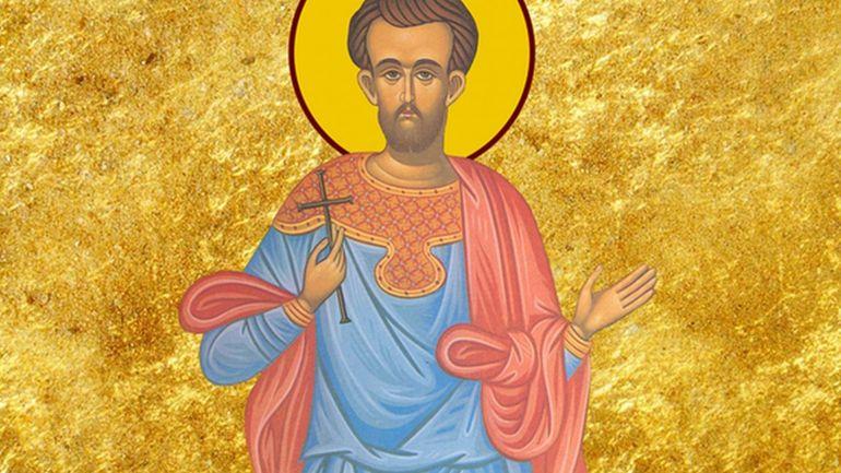 Sfantul Mucenic Luchilian