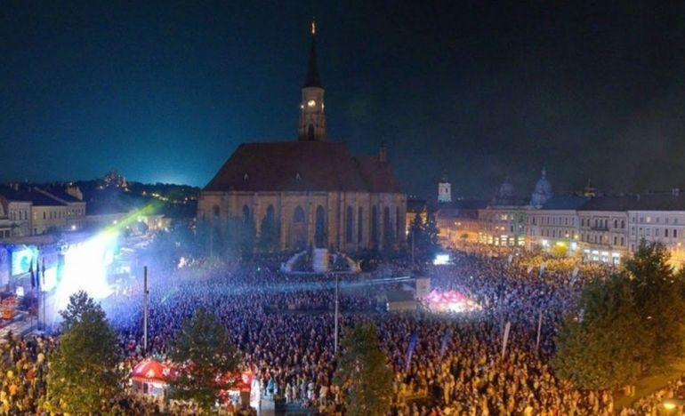 Festival in Cluj