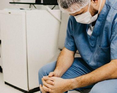 Numărul cadrelor medicale de la Spitalul Judeţean Galaţi infectate cu coronavirus a...