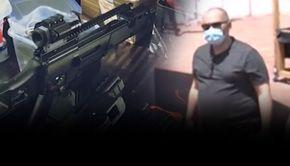 VIDEO| Fabrică de arme în vila unui irakian