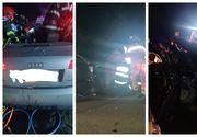VIDEO. Accident înfiorător. Patru oameni au murit pe loc, alți patru au ajuns la spital. A fost activat Planul roşu