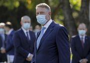 "Klaus Iohannis: ""Pandemia a generat o criză la nivel mondial"" - LIVE"