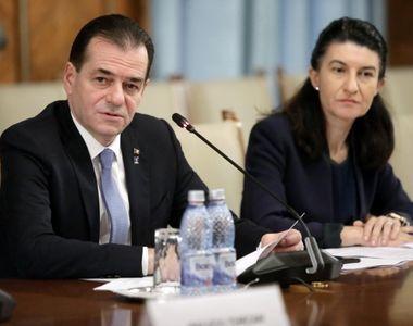 Noi măsuri luate de Guvern pentru angajați. Ministrul Violeta Alexandru a prezentat...
