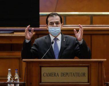 """Orban, în şedinţa de Guvern: """"Fără milă faţă de cei care încalcă regulile de..."""