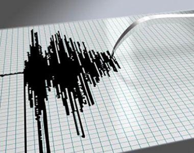 Cutremur în Vrancea, noaptea trecută. Ce magnitudine a avut seismul