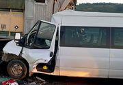 Accident grav pe șoselele din România. Trei copii au ajuns la spital