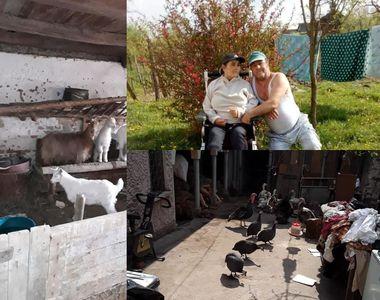 """Povestea lui Gheorghe, românul care și-a vândut """"averea"""" pentru tratamentul soției:..."""