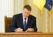 Iohannis a promulgat o nouă lege! Ce riscă cei care crează disconfort olfactiv cetățenilor