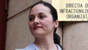 Alina Bica, fosta șefă a DIICOT,  a fost prinsă de poliţişti în Italia. Are o condamnare de patru ani de închisoare cu executare