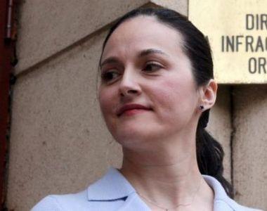 Alina Bica, fosta șefă a DIICOT,  a fost prinsă de poliţişti în Italia. Are o...