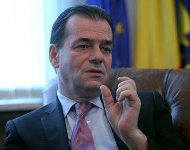Ludovic Orban anunță noi măsuri. Ce se va întâmpla în România după ora 22:00, respectiv...