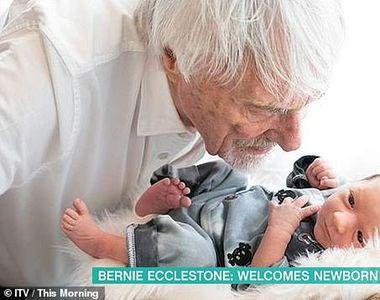 Un milionar a devenit tată la vârsta de 85 de ani