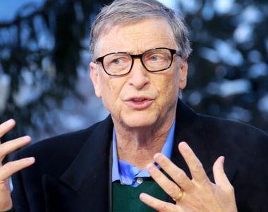 Bill Gates vorbește despre medicamentele şi un eventual vaccin pentru Covid-19