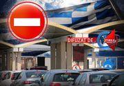 VIDEO| Interzis în Grecia până miercuri dimineață. Românii nu renunță la concedii!