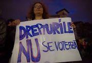 """Proteste în fața Guvernului, faţă de """"dictatura sanitară"""": """"Vrem eliberare, nu carantinare"""" - UPDATE"""