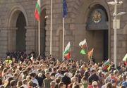 Proteste violente în Bulgaria a patra seară la rând