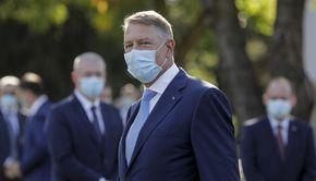 """Klaus Iohannis: """"Sunt siderat de felul în care PSD a reacționat în Parlament"""""""