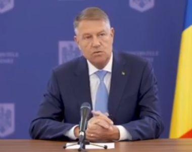 Klaus Iohannis a promulgat azi legea dată în starea de urgență. Ce se schimbă în...