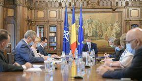 Klaus Iohannis: Starea de alertă va fi prelungită - VIDEO