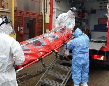 Bărbat infectat cu coronavirus, decedat după ce a refuzat internarea