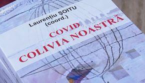 """S-a lansat prima carte despre pandemie în România. Răsvan Popescu: """"Sunt oameni în măsură să transmită împreună și separat un fel de sentiment colectiv"""""""