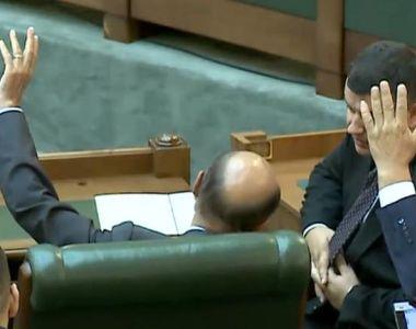 Vot final în Senat pe legea izolării și carantinei