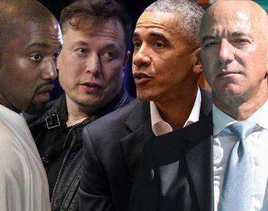 Cel mai mare atac din istorie asupra Twitter. Conturile lui Obama, Bill Gates, Elon...