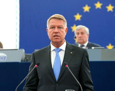 Se împart banii UE. Klaus Iohannis, la Bruxelles, la ședința Consiliului European